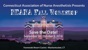 NEANA Fall 2016 Conference @ Foxwoods Resort Casino | MASHANTUCKET | Connecticut | United States